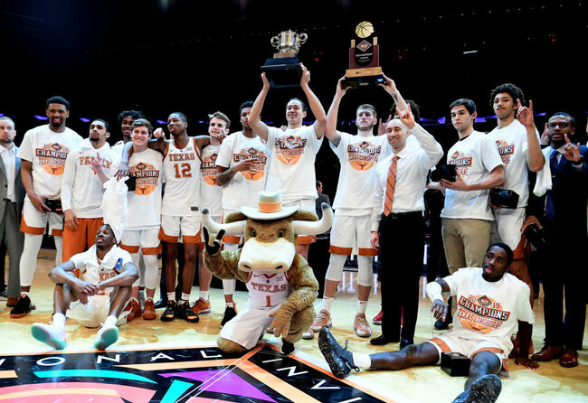 Image result for texas wins NIT