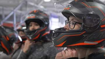 Ashley Z - High Voltage Karting Needs To Be Your New Friday Night Spot