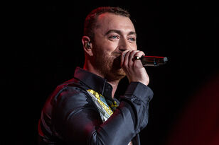 Sam Smith Is 'Celebrating His Bod' By Having A 'Naked Day'