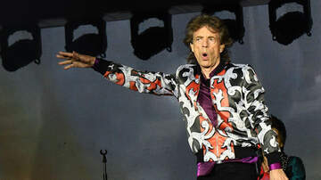 Maria Milito - Mick Jagger's Heart Valve Replacement A Success