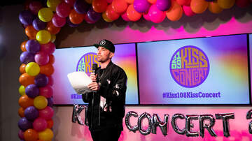 Trending - Ally Brooke & Mikey V Host Kiss 108's First Kiss Concert Kick-Off Party