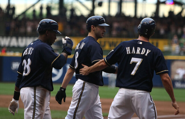 J.J. Hardy, Rickie Weeks, Trevor Hoffman to join Brewers Wall of Honor