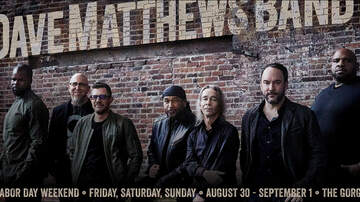 Contest Rules - Thursday Ticket Takeover: Dave Matthews Band 4/11 Contest Rules