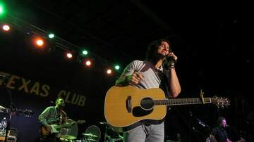 Photos - Joe Nichols and Gyth Rigdon at Texas Club 4.5.19