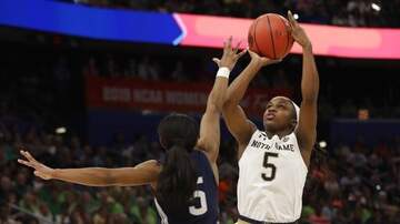 Basketball (W) - UConn Falls to Notre Dame Again in the Final Four..81-76