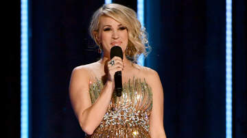 None - Carrie Underwood Opens The Twitter Floodgates With ACM Performance Recap
