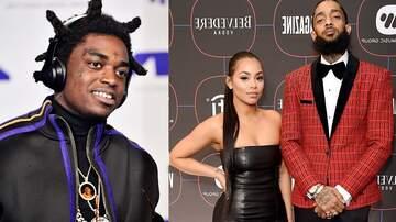 Shay Diddy - Kodak Black Shoots His Shot At Lauren London Disrespecting Nipsey