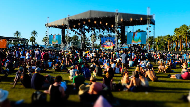 An Alternative View Of The 2015 Coachella Valley Music And Arts Festival - Weekend 1