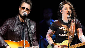 CMT Cody Alan - Eric Church & Ashley McBryde To Perform 'The Snake' Tonight During ACMs