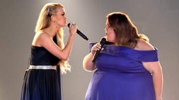 Entertainment News - Chrissy Metz Makes TV Singing Debut With Carrie Underwood At ACM Awards