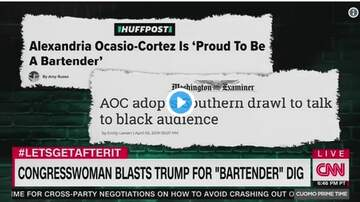 KC O'Dea Show - CNN: AOC Didn't Fake Accent, Was Common Code-Switching!