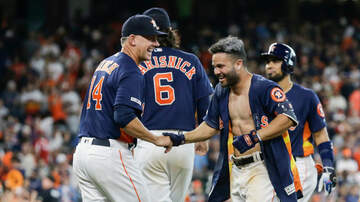 Sports Desk - Astros Walk Off A's With Walk