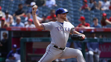 Sports Desk - Rangers Fall To Angels