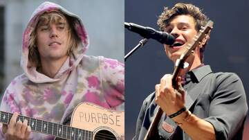 Entertainment News - Shots Fired: Justin Bieber Contests Shawn Mendes' Prince Of Pop Title