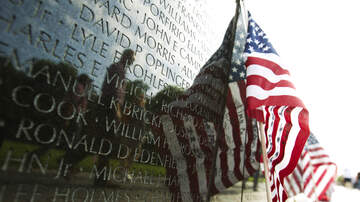 Bill Handel - Traveling Replica Of Vietnam Memorial To Visit Orange County