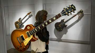 Jim Kerr Rock & Roll Morning Show - 'Play It Loud' Exhibits Rock's Most Iconic Instruments At Met Museum