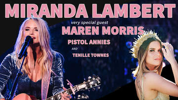 None - Miranda Lambert  Roadside Bars and Pink Guitars coming to Lincoln!