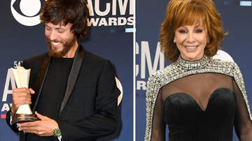 CMT Cody Alan - Reba McEntire Epically Surprises Chris Janson During ACMS