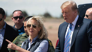 VB in the Middle - Kirstjen Nelson is out as Homeland Security Secretary
