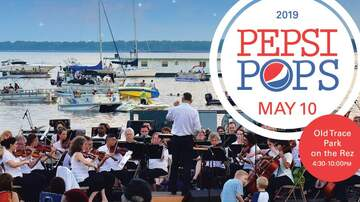 Jan Michaels - Pepsi Pops 2019 - A Blast in the Park