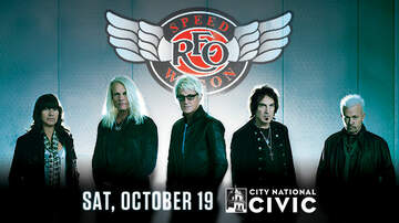 None - REO Speedwagon - The City National Civic