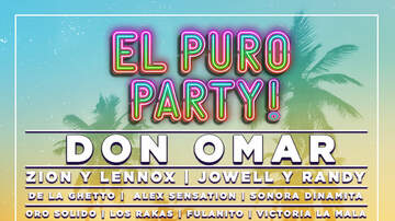 None - El Puro Party!