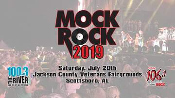 Deano - Mock Rock 2019 | Scottsboro | July 20th
