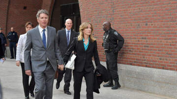 @TheBuffShow - Felicity Huffman To Plead Guilty...