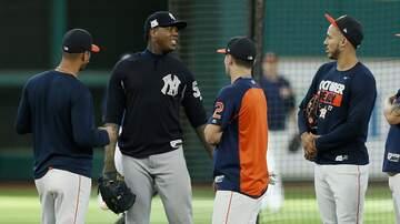 Matt Thomas - AJ Hinch Previews the Astros Series vs the Yankees