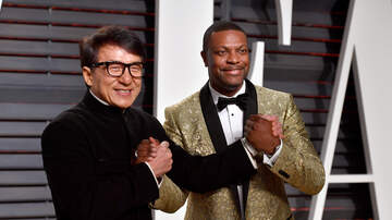 Nina Chantele - Chris Tucker and Jackie Chan Tease Rush Hour 4