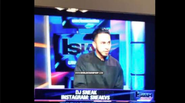 Qui West - Got Fired After This: Dj Makes A Big Mistake On Live National Television!
