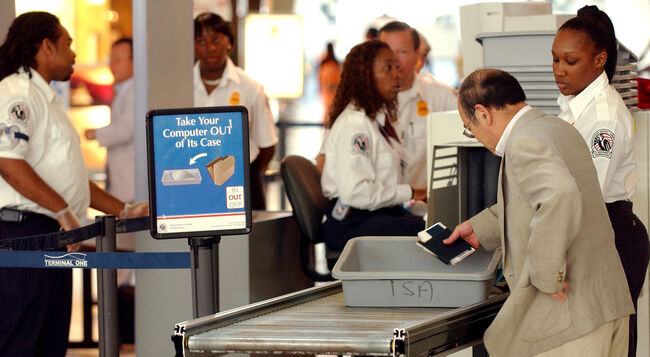 Don't be 'that guy' on the airport security line