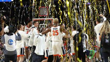 Sports Desk - Virginia Tops Texas Tech To Win NCAA Championship
