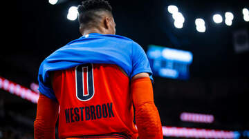 None - Thunder Officially Say Goodbye To Russell Westbrook