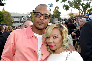 Did This Just Confirm The Rumors That T.I. & Tiny Have Threesomes?!