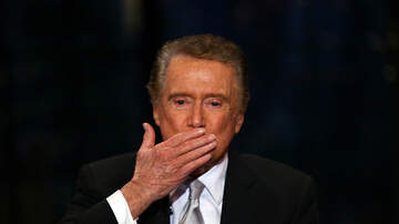 Shannon's Dirty on the :30 - There's A Rumor That Regis Philbin Is In Bad Shape