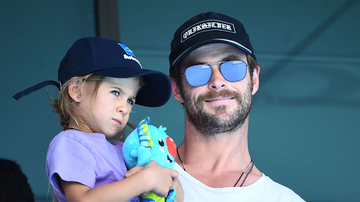 Trending - Chris Hemsworth's Kid Nearly Died When He Ignored Ride's Height Requirement