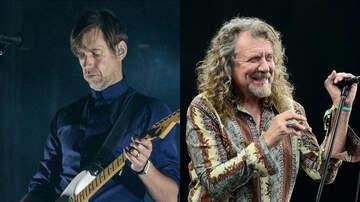 Jonathan 'JC' Clarke - Radiohead's Ed O'Brien Reveals What Robert Plant Told Him About Virtuosity