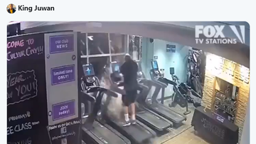 Steve - (Video) Great reason to NOT go to the gym???