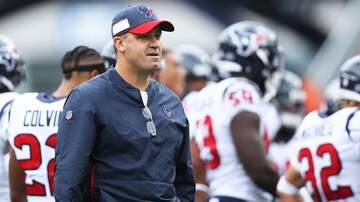 Koch and Kalu - Texans 2019 Preseason Opponents Announced