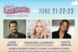 Katheryn Foxx - Win Country LakeShake Concert Tickets with Katheryn Foxx