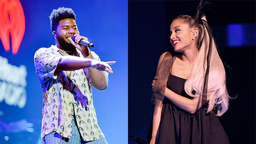 image for Khalid Wants To Collaborate With Ariana Grande