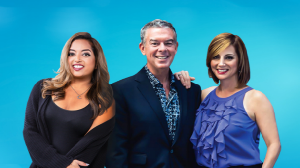 Catch Elvis Duran and the 107.5 KISS FM Morning Show Weekdays 5am - 9am