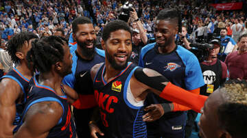 None - Thunder Game Report for Monday