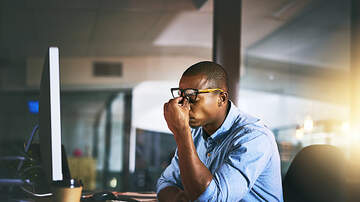 Brian Mudd - Study Shows 49% Of Americans Are Stressed About Work