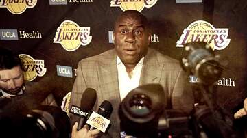 The Odd Couple with Chris Broussard & Rob Parker - Chris Broussard & Rob Parker React To Magic Johnson Stepping Down