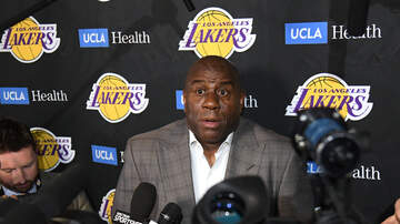 Mani Millss - No More Magic: Johnson Steps Down as Laker's President of Basketball Ops!