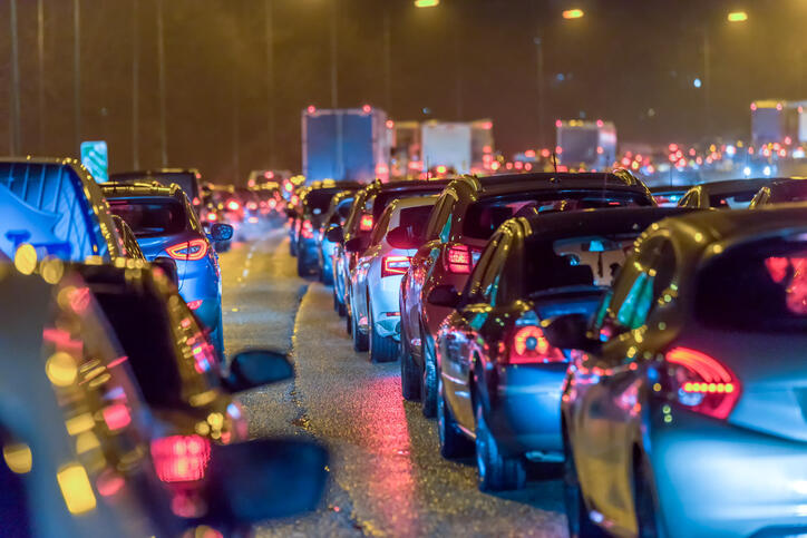 Fuel spill plays havoc with early morning commute