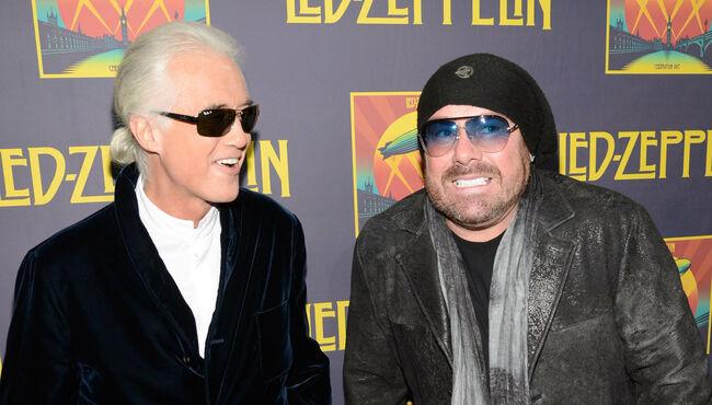 Jason Bonham Recalls 'Meowing Woman' In Jimmy Page's Hotel Room