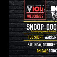 Win Tickets To See Snoop Dogg and Ice Cube